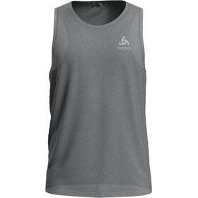 Odlo Millennium Element Top sin Mangas Hombre, grey melange